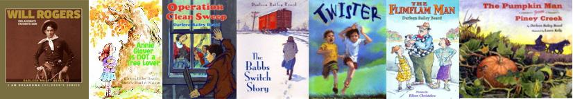 Darleen Bailey Beard's Published Books